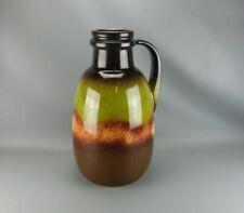 """Grang vase en céramique, signé GERMANY """"SCHEURICH"""", 1970, en très bon état."""
