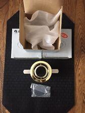 WAC Lighting HR-837 PB Lot Of 3 Recessed Light Adjustable Trim