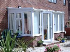LEAN TO DIY QUALITY CONSERVATORY..SPECIAL OFFER (T3D)!
