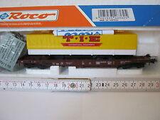 Roco HO 46362 poches voiture t.i.e. DB (rg/bv/060-23r1/4)