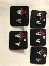Starlet Shimmer Paparazzi Kids Jewelry Butterfly Earrings