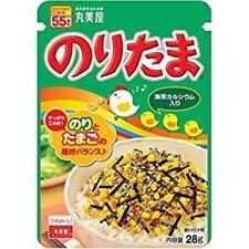 Marumiya FURIKAKE Rice Seasoning(28g) Noritama(Seaweed Egg) Bento Free Ship