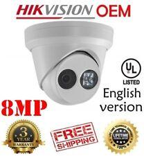 Hikvision(OEM) DS-2CD2385FWD-I(NC328-XD-2.8)8MP POE EXIR Turret Outdoor IP 2.8MM