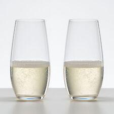Riedel O Range Stemless Champagne Flutes (Set of 2)