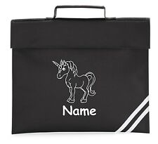 Personalizado Unicornio Mochila Bonito Escuela Primario Guardería Estampado
