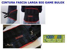 CINTURA COMBATTIMENTO BIG GAME PESCA A DRIFTING TRAINA BOLENTINO MOD. 81 HOBBY
