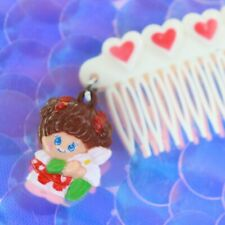 Charmkins Jewelry Playmates SWEET BETH Charm & Hair Comb 1984 Vintage BJ926
