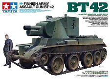 1/35 Tamiya Finnish Army Assault Gun BT-42 #35318