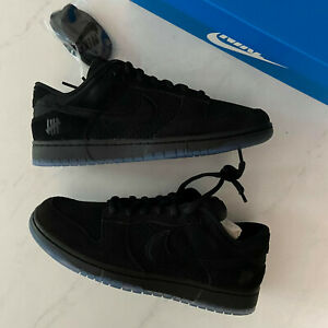Nike Undefeated Dunk Low Black 'On it' DO9329-001 Size 8 - 11.5 Men Brand New