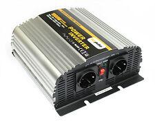Spannungswandler MS 12V 1000 2000 Watt Inverter Wechselrichter