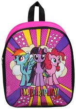 My Little Pony Backpack Bag Girls Rucksack School Nursery - Junior Size - NEW