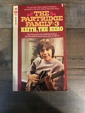 The Partridge Family #3 Keith, The Hero Paperback 1970
