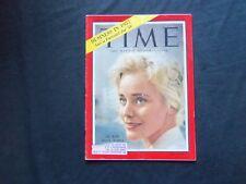 1957 DECEMBER 30 TIME MAGAZINE - MARIA SCHELL - T 1619
