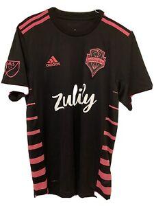 Seattle Sounders FC Black MLS Jerseys for sale   eBay