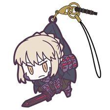 Fate Grand Order Saber Artoria Pendragon Alter Cospa Pinch Tsumamare Phone Strap