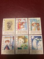 Poland Stamps 1962 Mnh Anniversary Of The Death Of Janusz Korczak (d,c)