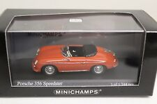 Minichamps Porsche 356 Speedster Terra Cotta 1:43 Limited Edition