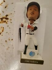 Jose Tabata Indianapolis Indians White Home Jersey Bobblehead SGA NIB