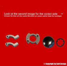 Bugaboo Cameleon 3 2xHebel  1x Scheibe 1x Kappe 1x Zahnring Ersatzteile Modell 3