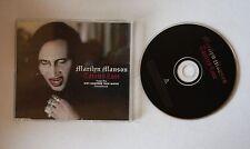 Marilyn Manson Tainted Love EU CDSingle 2002 Alternative