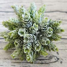 Artificial Fake Plastic Silk Eucalyptus Plant Flowers Home Garden Wedding Decor