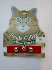Jingle Collar For Cats