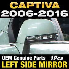 OEM Parts Left LED+Heated+Auto Folding Side Mirror For CHEVY 2006-2014 Captiva