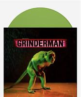 Grinderman LP GREEN Vinyl Newbury Comics Exclusive Nick Cave and Warren Ellis