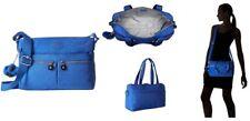 Kipling Women's Bag Izabela Satchel Sailor Blue Bags