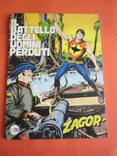 ZAGOR ZENITH ORIGINALE N° 292 corrispondente a ZAGOR GIGANTE 241 Bonelli e Ferri