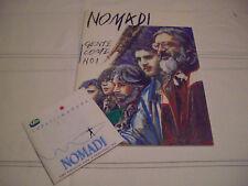 I NOMADI SPARTITO MUSICALE GENTE COME NOI + LA SETTIMA ONDA TOURBOOK 1994 NOMADI