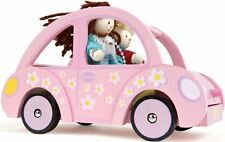 Le Toy Van Sophie's car casa di bambole in legno accessorio Kids BN