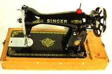 Vintage Singer 15 NLK Sewing Machine [5480]