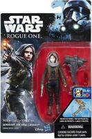 Star Wars Rogue One Sergeant Jyn Erso Figura de Acción Hasbro