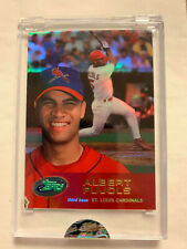 New listing 2001 eTopps Albert Pujols Factory Sealed Rookie Card #143