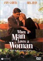 When A Man Loves A Woman von Luis Mandoki   DVD   Zustand sehr gut