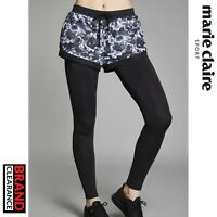 Sport Fast Short and Legging Combo Fashion Marie Claire Gym Training RRP: £59.99