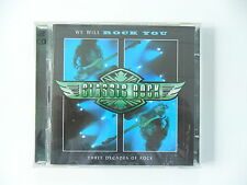 CLASSIC ROCK ~ We Will Rock You (TIME LIFE MUSIC) Doppel CD