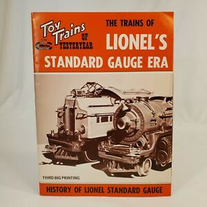 The Trains of Lionel's Standard Gauge Era - Toy Trains of Yesteryear 1964