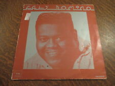 album 2 33 tours fats domino the fat man