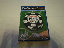PS2 Spiel World Series Of Poker