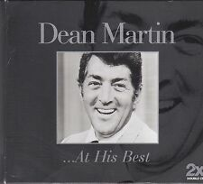 DEAN MARTIN - AT HIS BEST on 2 CD's - NEW -