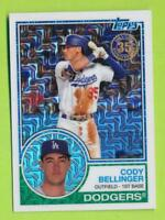 2018 Topps Chrome 35th Anniversary - Cody Bellinger (#16)  Los Angeles Dodgers