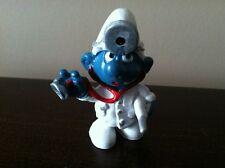 Smurfs Doctor Smurf 1978 Rare VTG Figure Toy Lot Peyo Figurine Schleich
