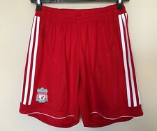 FC LIVERPOOL 2006/2008 HOME SHORTS FOOTBALL