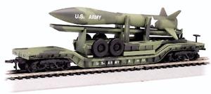 Spur N - Bachmann Schwerlastwagen mit Rakete US Army -- 71396 NEU