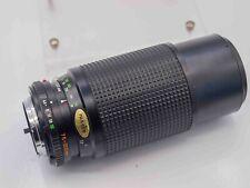 Minolta MD Zoom Rokkor-X 75-200mm F4.5 Zoom Lens For SLR & Mirrorless Cameras
