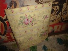 PARIS FLEA MARKET 3 SISTERS FOR MODA YELLOW FRENCH FLORAL  54 X 139 (3.86 YARDS