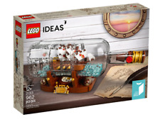 LEGO Ideas 21313 Ship in a Bottle - Brand New