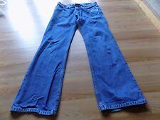 """Junior's Size 11 Inseam 31"""" It Jeans Denim Blue Jeans Silver Studding EUC"""